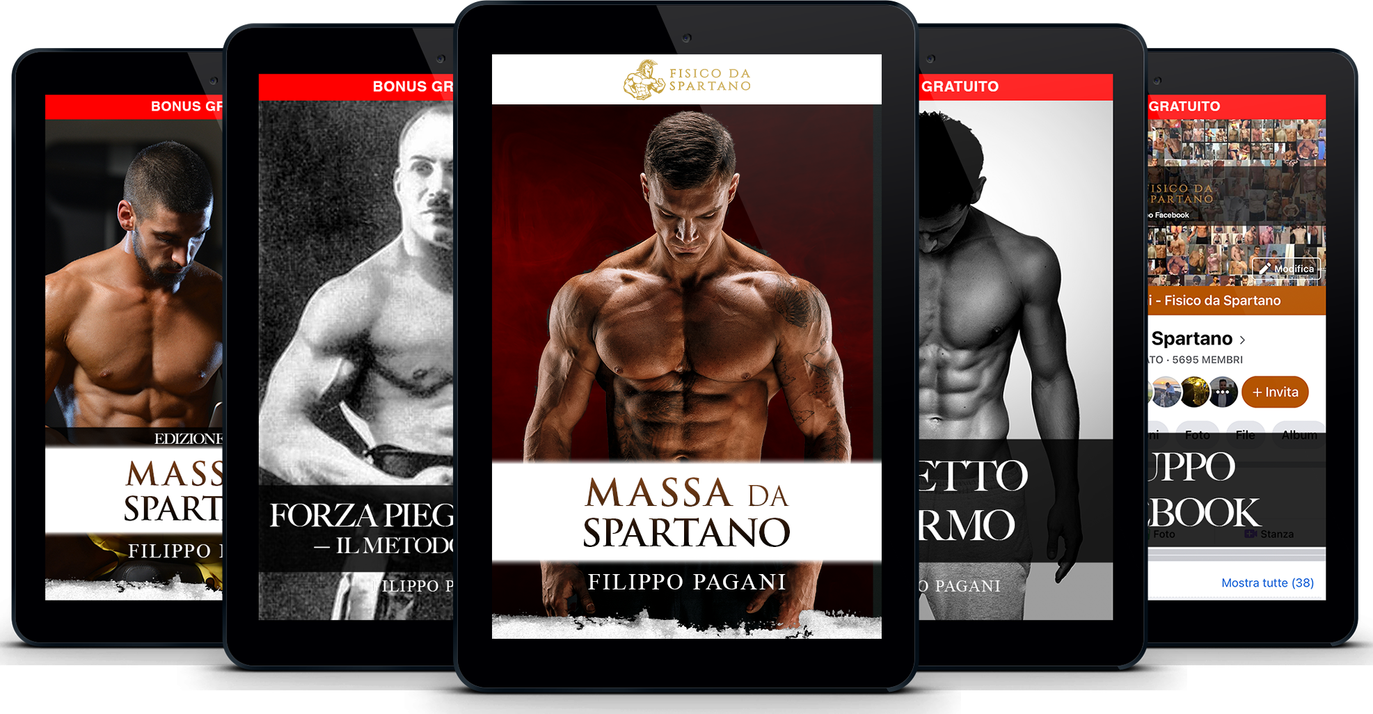 Spartan Home Training by Fisico da Spartano